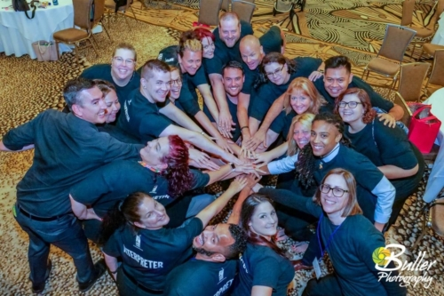 Group of Interpreters CHARGE Syndrome Conference 2019