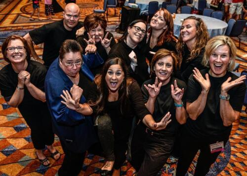 Interpreting Team Smiles