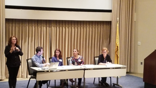 Intervener Panel CHARGE Conference